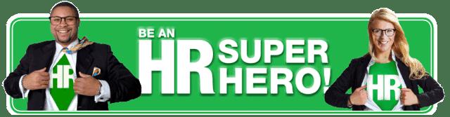 HR super hero