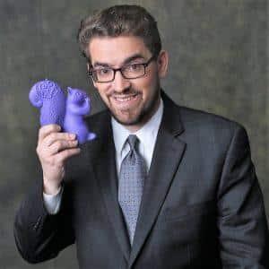 Michael Schlager purple squirrel